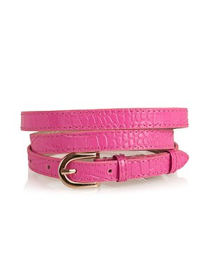 Ремінь рожевий | 3910706