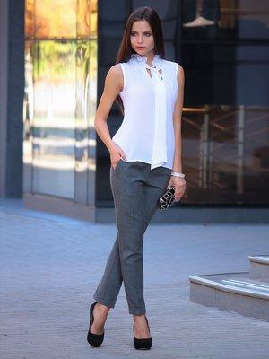 Блуза белая | 1801260
