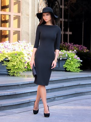 Сукня чорна | 1850849