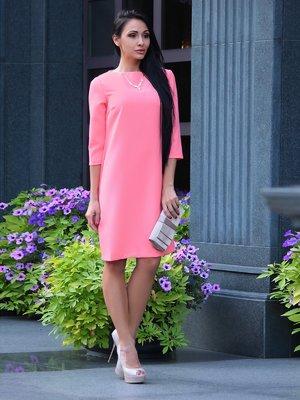 Сукня темно-персикового кольору | 1995292