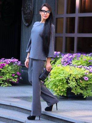 Костюм: блуза и брюки | 2387828