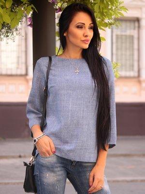 Блуза светло-сиреневая | 2933267