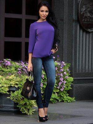 Блуза фиолетовая | 2952441
