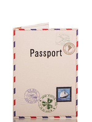 Обкладинка для паспорта | 3912616