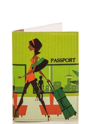 Обкладинка для паспорта | 3912678
