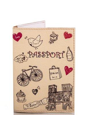 Обкладинка для паспорта | 3912687