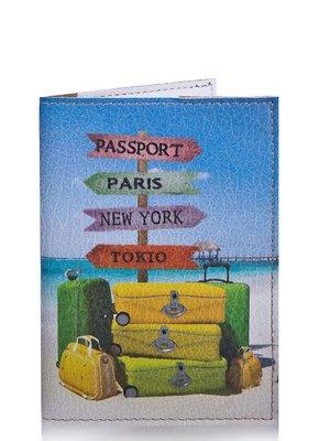 Обкладинка для паспорта | 3912702