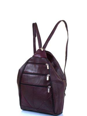 Рюкзак бордовый | 3912744