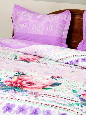 Комплект постельного белья двуспальный (евро) | 3900521
