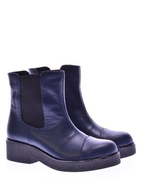 Ботинки синие | 3098725