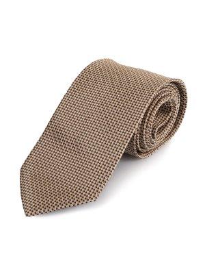Краватка коричнева | 3914846