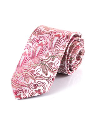 Галстук розовый | 3914906