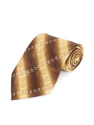 Краватка коричнева | 3914909