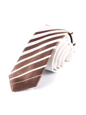 Краватка коричнева | 3914936