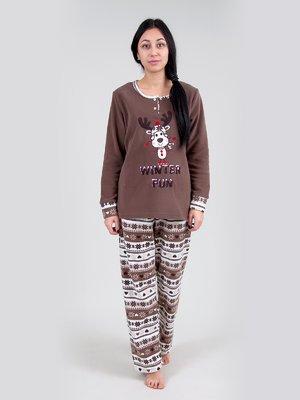 Піжама: джемпер і штани | 3871479