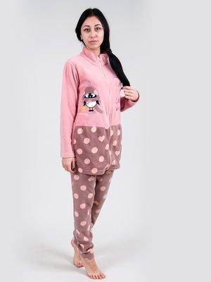 Піжама: кофта та штани | 3871498