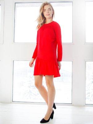 Платье красное | 3747001