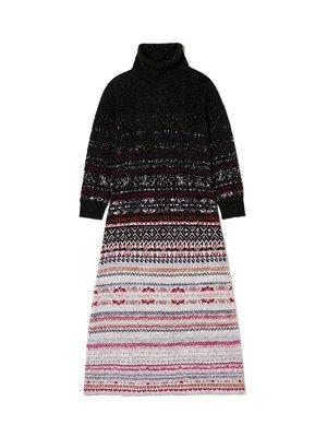 Платье в орнамент | 3770351