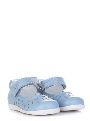 Туфлі світло-блакитні | 3918726