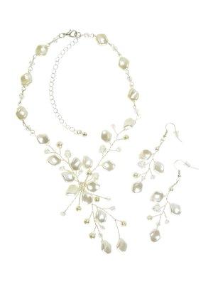 Набор: ожерелье и серьги | 3920252