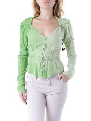 Блуза зелена | 3920992
