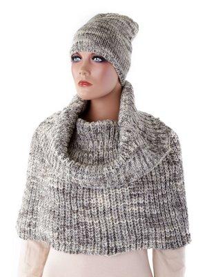 Комплект: шапка і шарф | 3922983