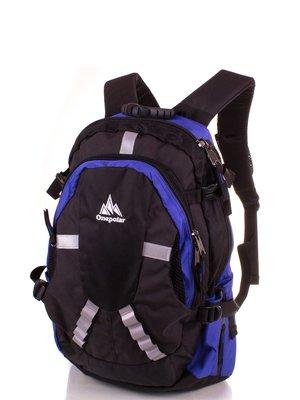 Рюкзак сине-черный | 3924252