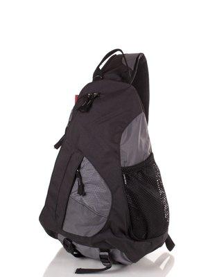 Рюкзак чорно-сірий | 3924256