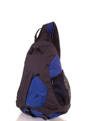 Рюкзак чорно-синій | 3924257