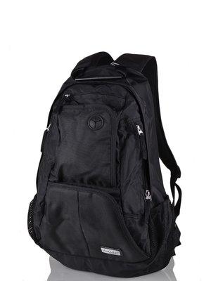 Рюкзак чорний | 3924281