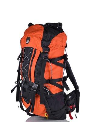 Рюкзак черно-оранжевый | 3924299