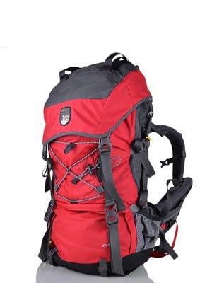 Рюкзак сіро-червоний | 3924302