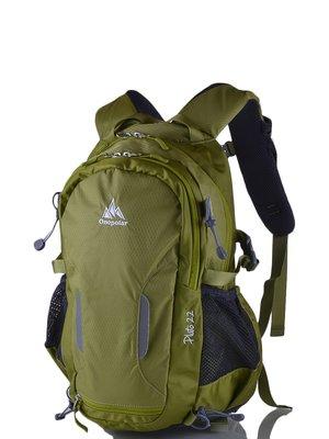 Рюкзак оливкового кольору | 3924326