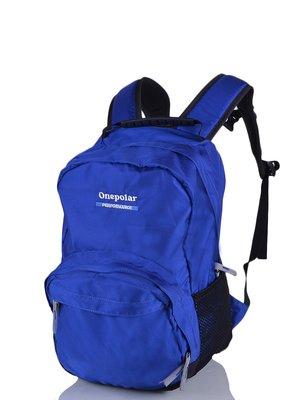 Рюкзак синьо-чорний | 3924329