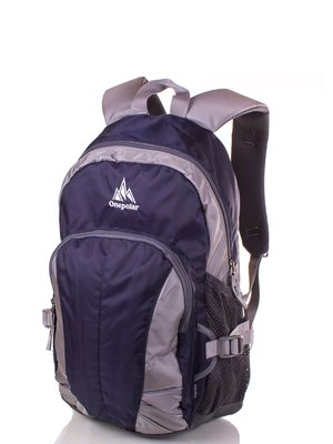 Рюкзак синьо-сірий | 3924330
