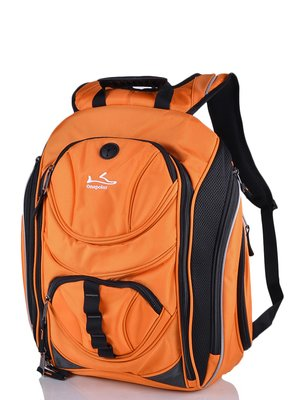 Рюкзак оранжево-черный (35 л) | 3924381