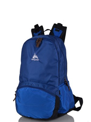 Рюкзак синьо-чорний | 3924403