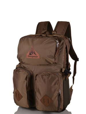 Рюкзак коричневий | 3924404