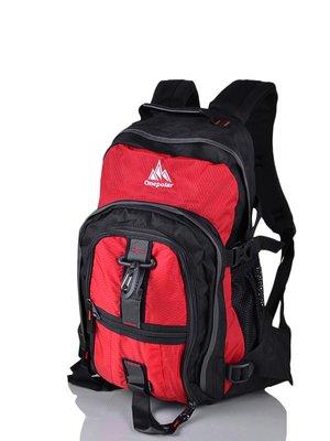 Рюкзак червоно-чорний | 3924407