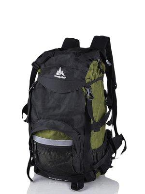 Рюкзак чорно-зелений | 3924416