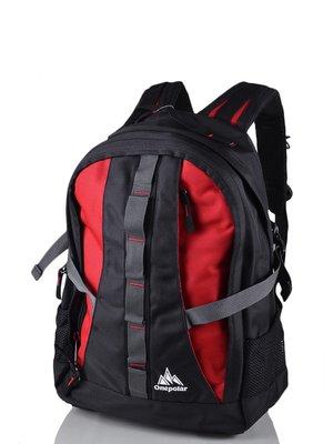 Рюкзак красно-черный | 3924424