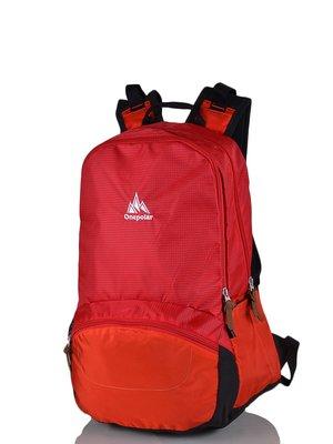 Рюкзак червоно-чорний | 3924425