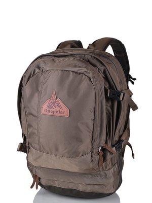 Рюкзак цвета хаки | 3924429