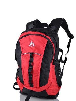 Рюкзак чорно-червоний | 3924450