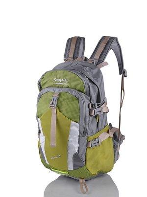 Рюкзак сіро-зелений | 3924493