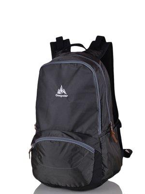 Рюкзак серо-черный | 3924497