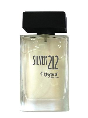 Вода туалетна Grand collection Silver (50 мл) | 3919604