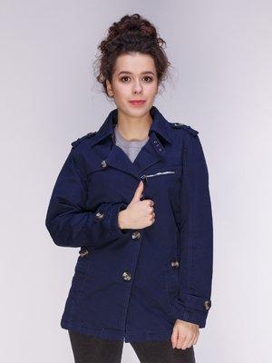 Куртка темно-синяя | 3666661