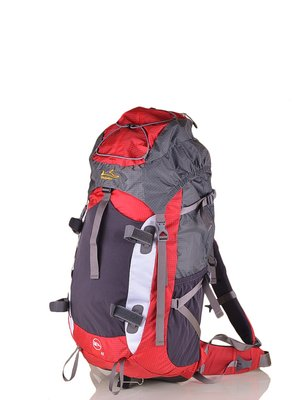 Рюкзак червоно-сірий | 3924502