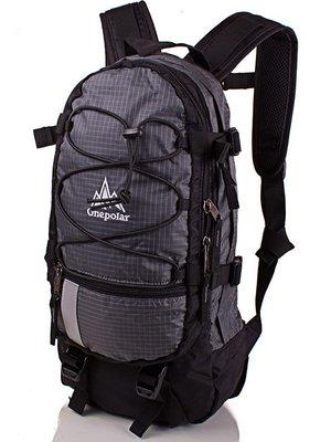 Рюкзак сіро-чорний | 3924542